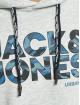 Jack & Jones Hoodie jcoRad grey