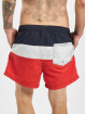 Jack & Jones Kąpielówki jjiAruba jjSwim AKM Color Block Swim niebieski