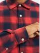 Jack & Jones Koszule jjePlain Check Noos czerwony