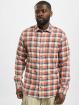 Jack & Jones Koszule jprBlukevin Check One Pocket czerwony