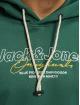 Jack & Jones Mikiny jorExpanded zelená