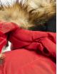 Jack & Jones Parka jjSky czerwony