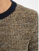 Jack & Jones Pulóvre jorWoods Knit hnedá