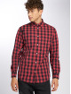 Jack & Jones Shirt jjeGingham red 2