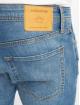 Jack & Jones Slim Fit Jeans jjiGlenn blau