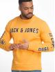 Jack & Jones Swetry jcoViktor zólty