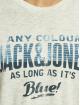 Jack & Jones T-paidat jj30Jones Slub valkoinen