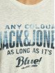 Jack & Jones T-shirt jj30Jones Slub bianco