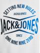 Jack & Jones T-Shirt JjNick blanc