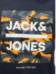 Jack & Jones T-Shirt jjPrime blau