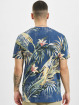 Jack & Jones T-Shirt jjPop Print blue