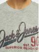 Jack & Jones T-shirt jj30Jones Slub grigio