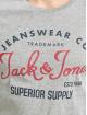 Jack & Jones t-shirt JjeLog grijs