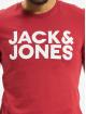 Jack & Jones T-Shirt jjeCorp red