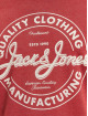 Jack & Jones T-Shirt Jjejeans O-Neck red