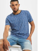 Jack & Jones T-Shirty jprJames niebieski