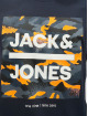 Jack & Jones T-Shirty jjPrime niebieski