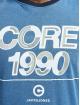 Jack & Jones T-Shirty jcoBerg Turk niebieski