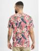 Jack & Jones T-Shirty jjPop Print rózowy