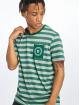 Jack & Jones T-Shirty jcoDenny zielony