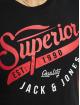 Jack & Jones T-skjorter jjeLogo Noos svart