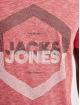 Jack & Jones Tričká jjDelight èervená