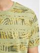 Jack & Jones Tričká JPR Bludust Placement Stripe zelená