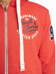 Jack & Jones Zip Hoodie jorChamps red 1