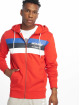 Jack & Jones Zip Hoodie jorShakedowns red 0