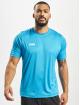 JAKO T-Shirty Trikot Team Ka niebieski
