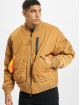 Jordan Bomber jacket MA-1 brown