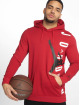 Jordan Hoody Jumpman Air Lightweight rot 0