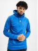 Jordan Mikiny 23 Alpha Therma Fleece modrá