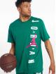 Jordan T-Shirt HBR Vertical Jordan grün 0