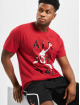 Jordan T-Shirt Stencil SS Crew rot