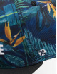 Just Rhyse 5 Panel Caps Palm Habor schwarz
