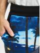 Just Rhyse Short Palms blue