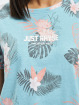 Just Rhyse T-shirt Paraiso blu