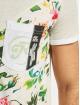 Just Rhyse t-shirt Flower grijs 3
