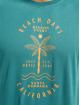 Just Rhyse T-Shirt Carara turquoise