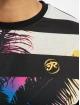Just Rhyse t-shirt Beach II zwart 3