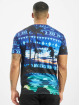 Just Rhyse T-Shirty Palm Coast niebieski