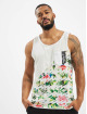 Just Rhyse Tank Tops Floral bialy
