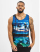 Just Rhyse Tank Tops Palm Coast modrá