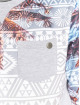 Just Rhyse trui Palms grijs 3
