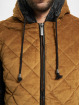 Just Rhyse Winter Jacket Quilted beige