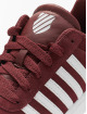 K-Swiss Sneaker Court Cheswick SDE rosso 6