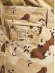 Karl Kani Шорты Small Signature Washed Camo камуфляж