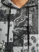 Karl Kani Bluzy z kapturem Kk Signature Paisley czarny