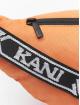 Karl Kani Bolso Signature Tape Waist naranja